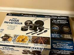 Ninja C19600 Foodi Neverstick Cookware Set 11 Pièce, Garantie De Ne Jamais Coller