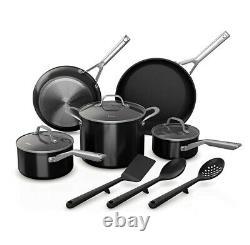 Ninja Foodi Neverstick 11 Piece Cookware Set, Garanti Pour Ne Jamais Coller Nouveau