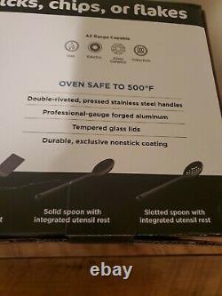 Ninja Foodi Neverstick 11-piece Cookware Set Garanti De Ne Jamais Coller Nouveau Nib