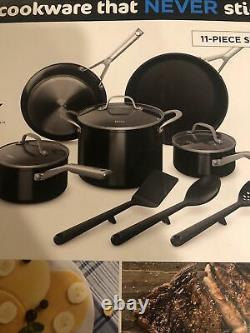 Ninja Foodi Neverstick 11-piece Cookware Set Garanti Ne Jamais Coller