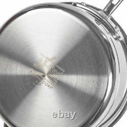 Nouveau Dans La Boîte All-clad Copper Core 14-piece Cookware Set