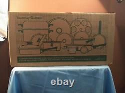 Nouvelle Amway Reine Batterie De Cuisine Vintage 20 Set Piece