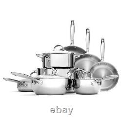 Oxo Good Grips Tri-ply Stainless Steel Pro 13 Piece Cookware Set