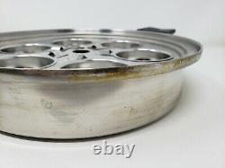Pièce Royal Prestige 7 Ply S. S. Titanium Silver Alloy-copper Cookware Set USA