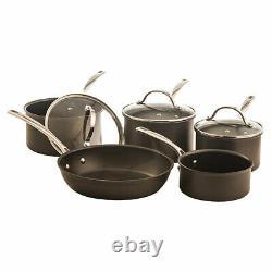 Poêle Dur Anodised 5 Piece Cookware Set