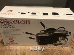 Premier Circulon Professional 6 Pièces Batterie De Cuisine