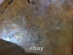 Revere Ware 1801 Copper Bottom 16 Piece Set 5 Pots, 4 Poêles, Plus Couvercles