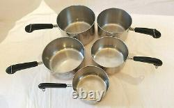 Revere Ware 21 Piece Set 1801 Copper Bottom, Clinton, IL