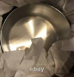 Revere Ware Copper Clad Bottom 8 Piece Set Nos New Nib Nos 3500805 Rare