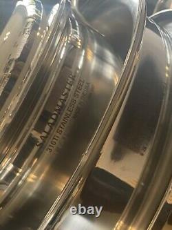 Saladmaster 316ti Titanium Chirurgical En Acier Inoxydable 16 Pièces De Luxe