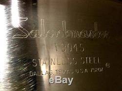 Saladmaster T 304 S Surgical 18 8 Batterie De Cuisine En Acier Inoxydable 21 Pièces! Je