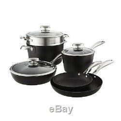 Scanpan Pro Iq 9 Piece Cookware Set
