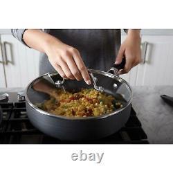 Sélectionnez Par Calphalon Hard-anodized Antistick Pots And Pans, 14-piece Cookware Set