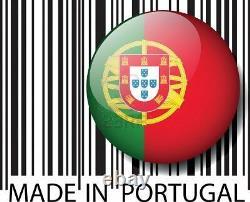 Silampos Domus 17 Pièces Batterie De Cuisine En Acier Inoxydable Set Fabriqué Au Portugal