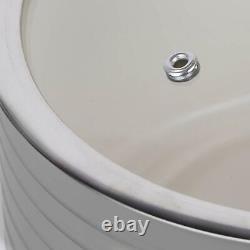 Swan 5 Piece Cookware Set Non Stick Glass LID Aluminium Induction Safe Grey Nouveau