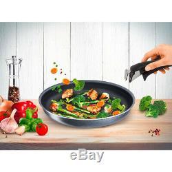 Tefal Ingenio Elegance 13-piece Complète Batterie De Cuisine Gris