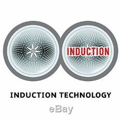 Tefal Intuition Ultimate Set, Set De Casseroles 5 Pièces Plus Poêle À Frire 20cm, 24cm, 28cm