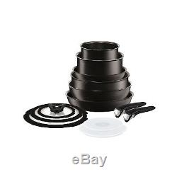 Tefal L6509042 Ingenio Expertise Induction 13 Pièces Pan Set Brand New
