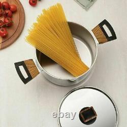 Tramontina Brava 4 Pièces Cookware Set Casserole Casserole Poêle Induction