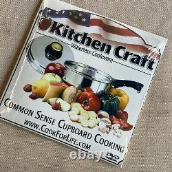 Ustensiles De Cuisine West Bend USA 7 Piece Cookware Set