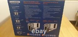 Véritable Le Creuset 3 -ply Stainless Steel Non-stick 4 Piece Cookware Set