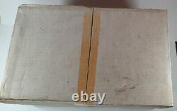 Vintage Revere Ware 7 Piece Set Copper Bottom Inoxydable. Open Box Nos. Rare Trouver