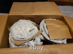 Vintage USA Nos Revere Ware Copper Clad Énorme 12 Piece Set # 3822