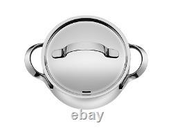 Wmf Concento 11-piece Cookware Set Pdsf 1250 $ Fabriqué En Allemagne