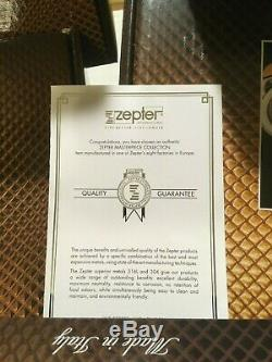 Zepter Chef-d'œuvre Cookart Cookware Z-510 Standard Set 18 Pièces